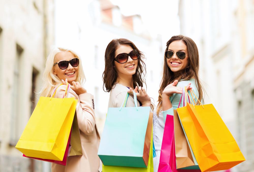 Картинки шопинга высокое разрешение