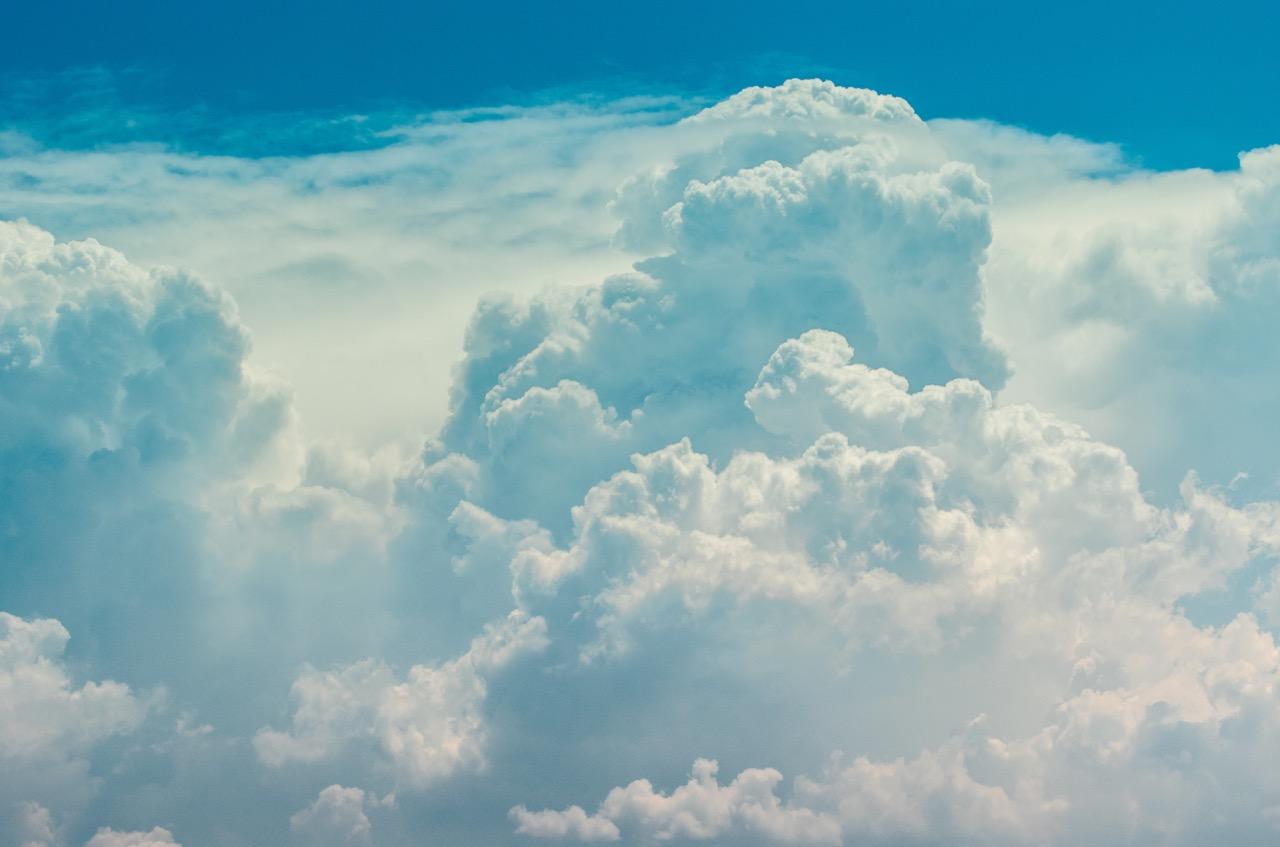 Air Clouds Sky
